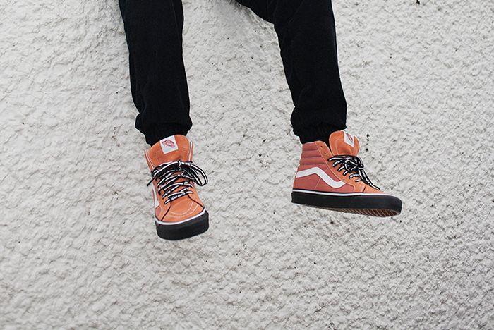 Patta X Vans Sk8 Hi Sneaker Freaker 1