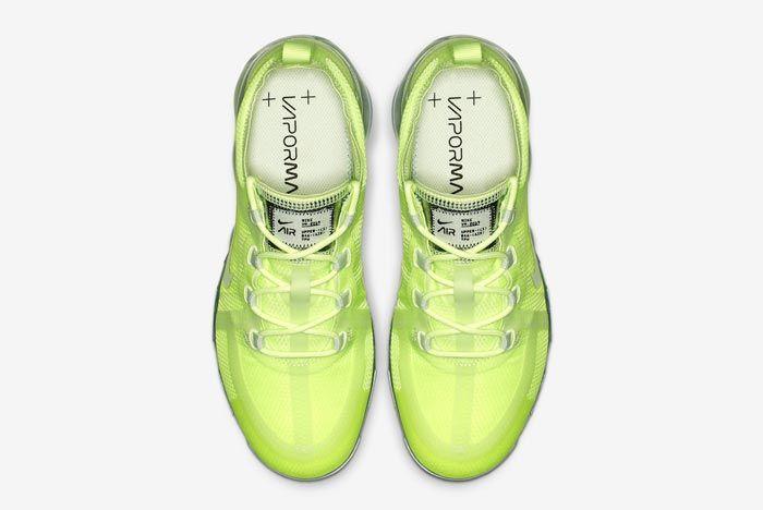 Nike Air Vapormax 2019 Volt 4