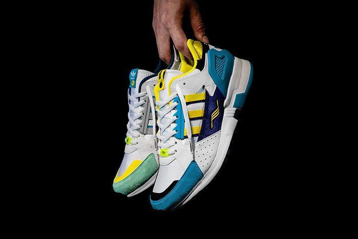 Overkill X Adidas Zx10000 Consortium Sneaker Freaker12