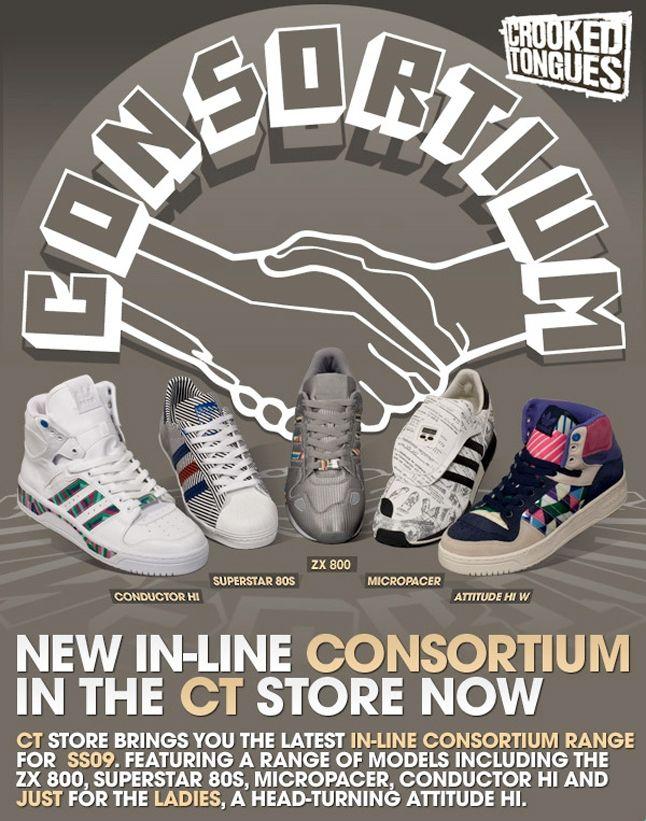 Adidas Consortium At Ct 1