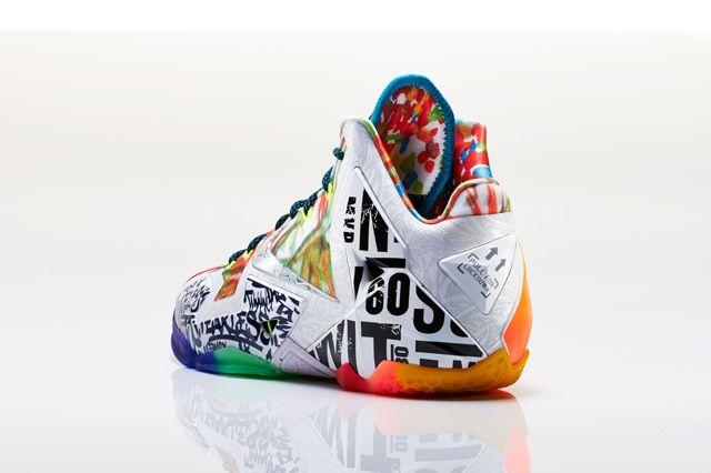 Nike Lbj What The Bump 11 10