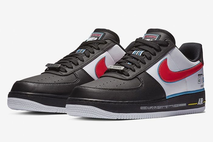 Nike Air Force 1 Racing All Star 5