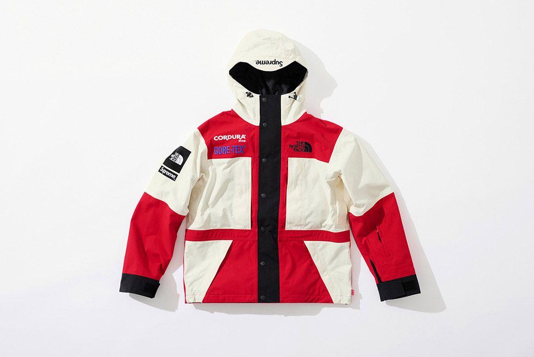 Supreme North Face Gore Tex Cordura Jacket