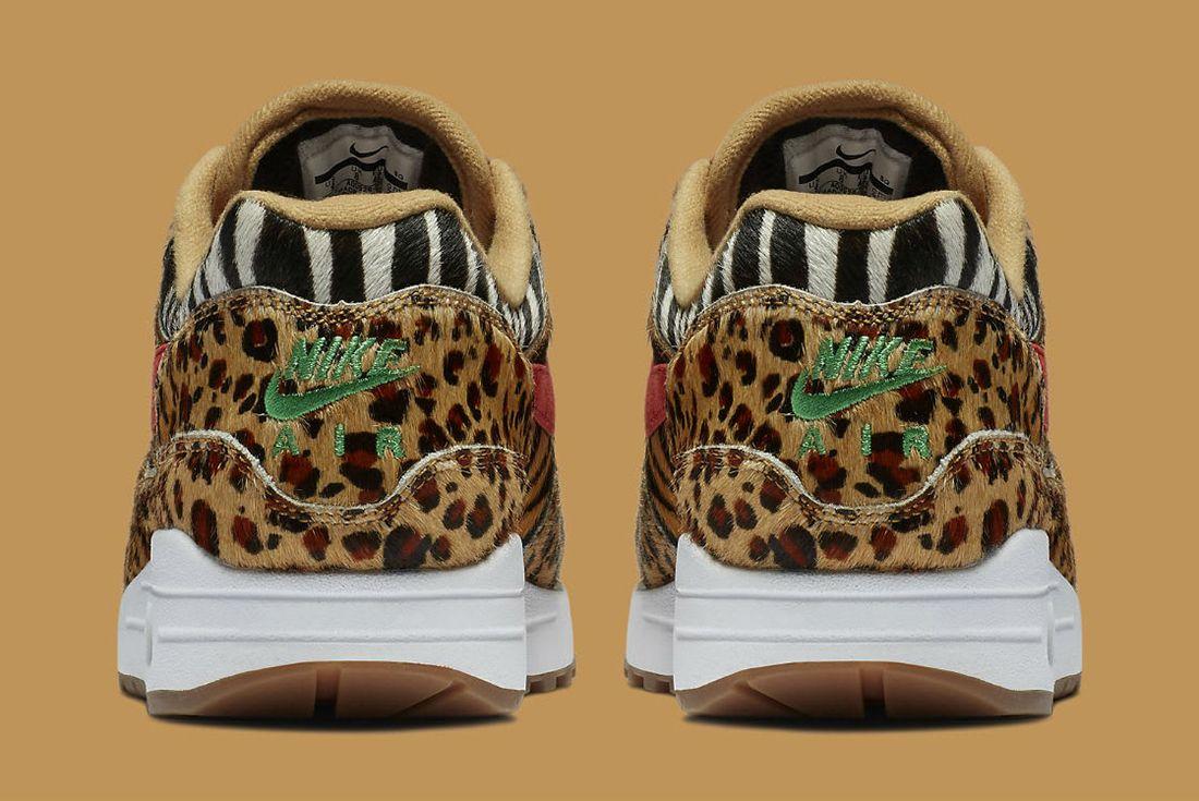 Atmos X Nike Air Max Animal Pack 2 9
