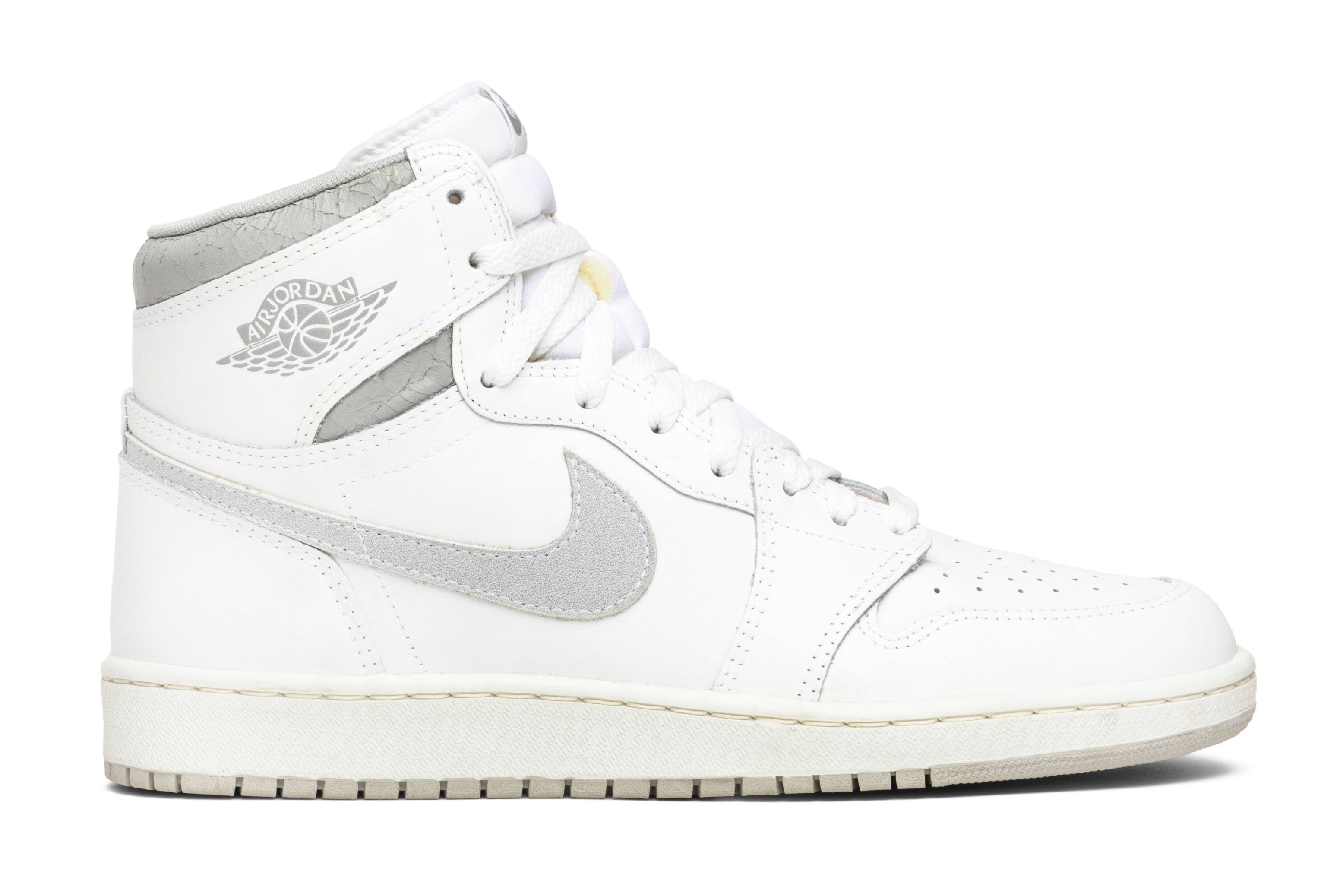 Air Jordan 1 'Natural Grey'