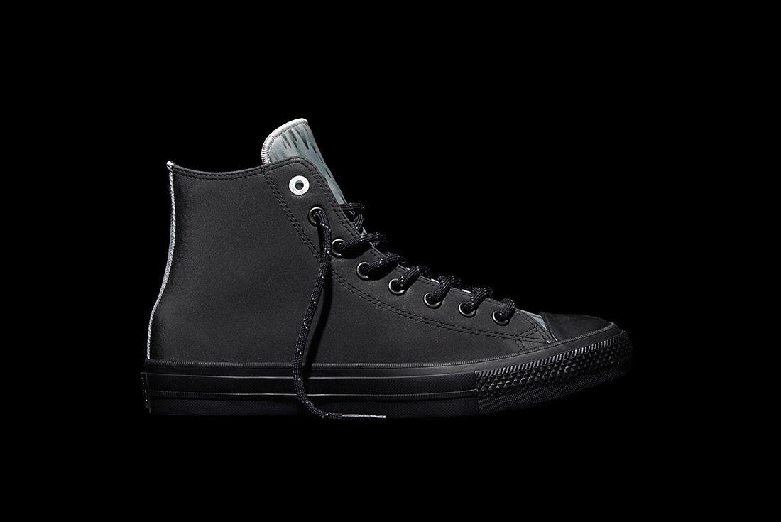Futura Converse 2016 Skyfall Hi Black 2