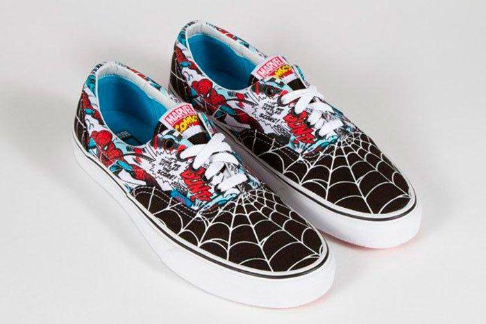 Vans Marvel Avengers Collection Sneaker Freaker 6