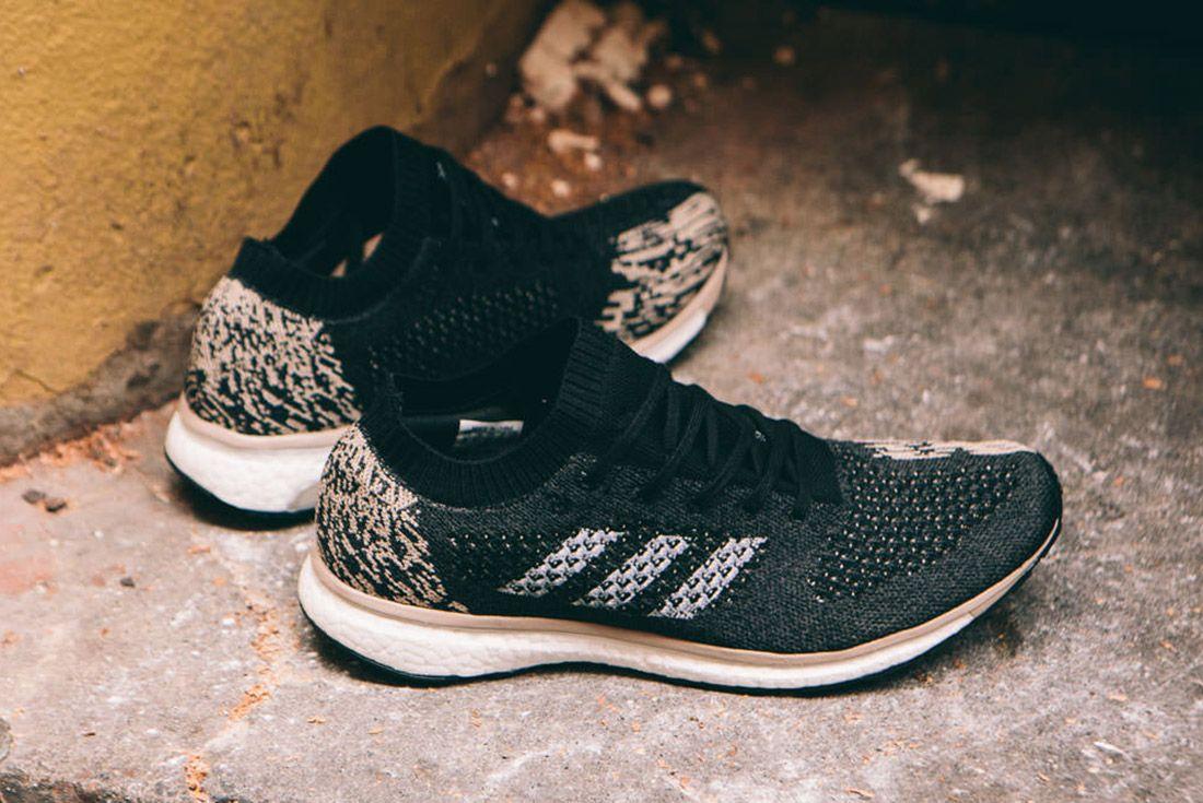 Adidas Originals Adizero Ltd Black White 3