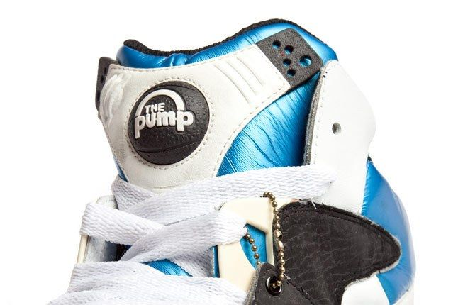 Shaq Reebok Shoe Size 20 Pump 11