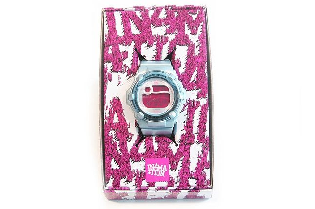 In4Mation G Shock 6 1