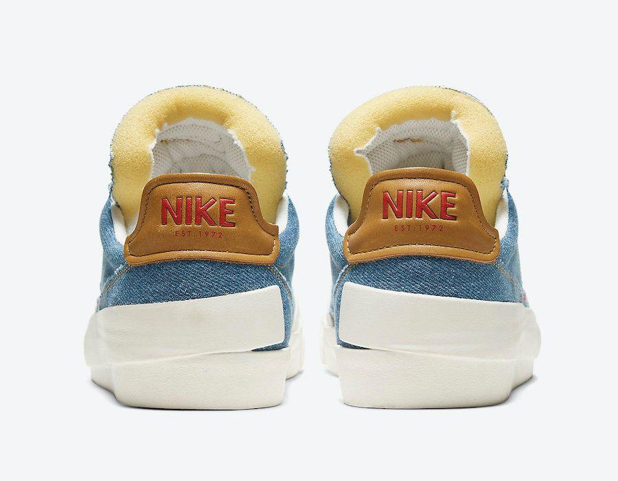 Nike Drop-Type LX Denim Heel