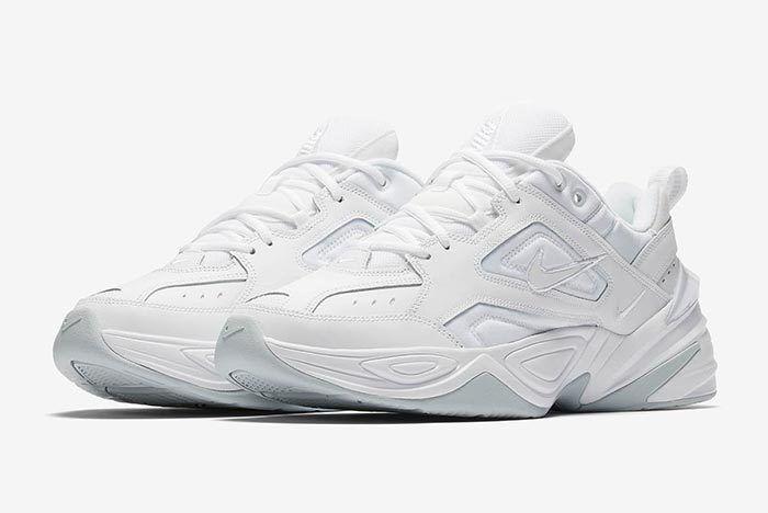 Nike M2K Tekno White Silver Av4789 101