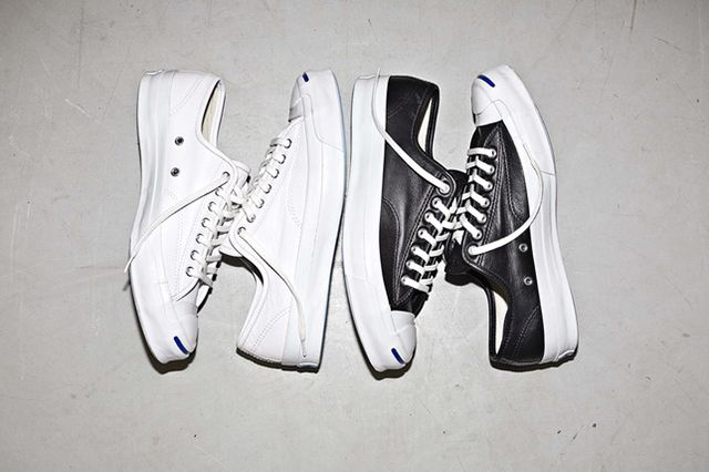 Converse Jack Purcell Signature Leather 4