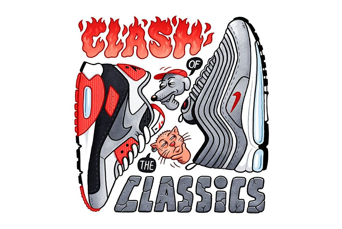 Jonas Cozone Sneaker Battle Classics