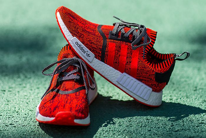 Adidas Nmd R1 Pk Red Apple7