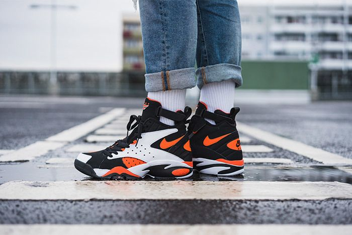 Nike Air Maestro Ii Rush Orange 3