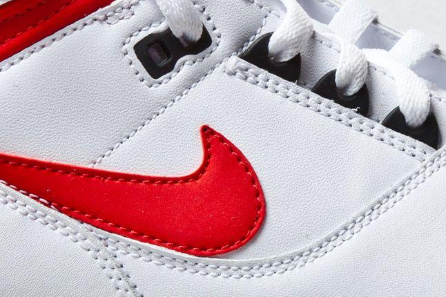 Nike Air Revolution Wht Red 1 Det 1