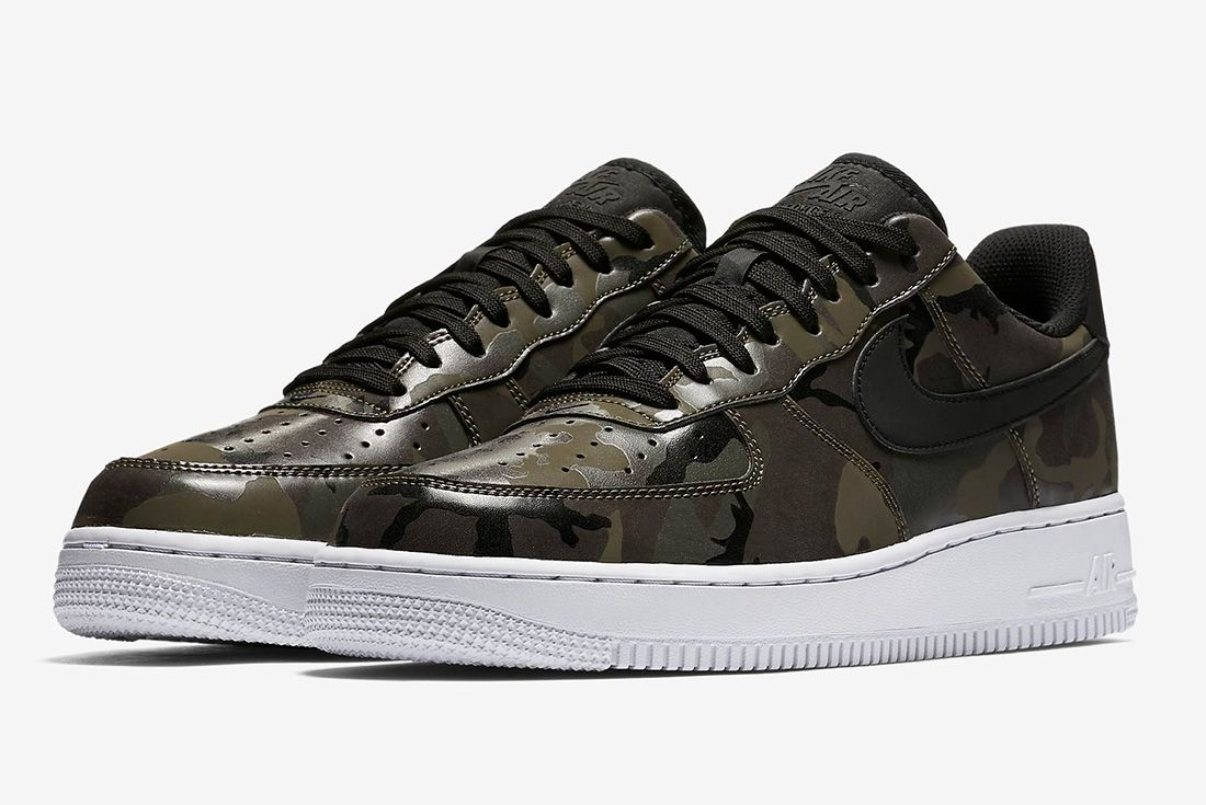 Nike Air Force 1 Country Camo Sneaker Freaker 2