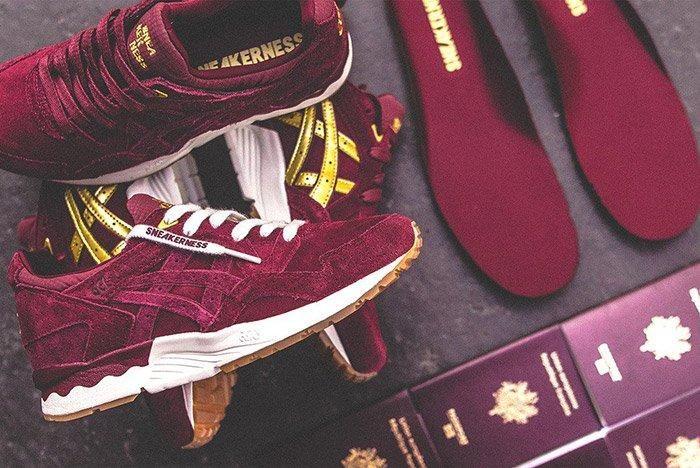 Sneakerness Asics Gel Lyte V Passport 2