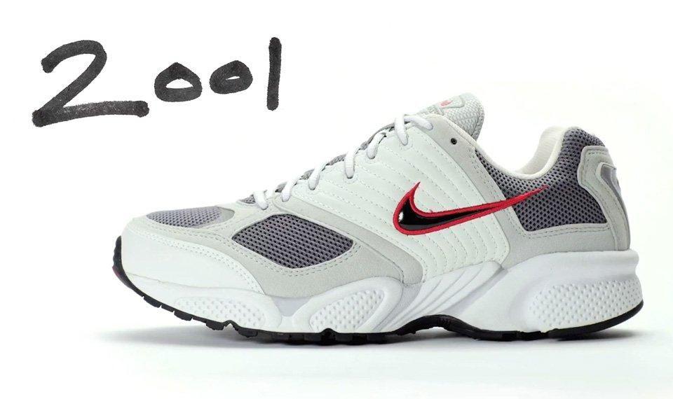 Nike Pegasus 2001