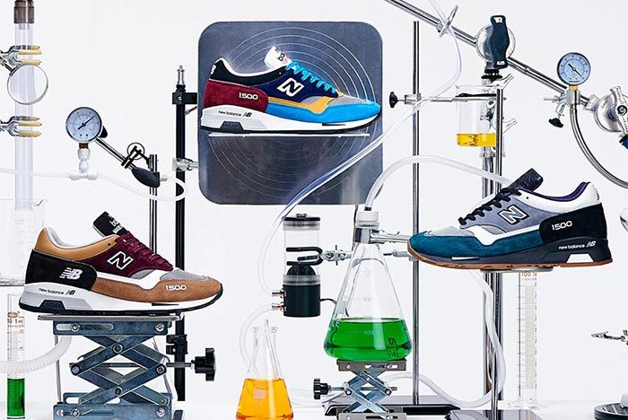 New Balance 1500 Sample Lab Lateral Side Shot