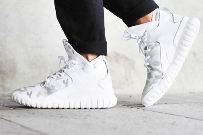 Adidas Tubular X White Camo5