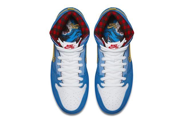 Nike Sb Dunk Hi Familia Bumper 4