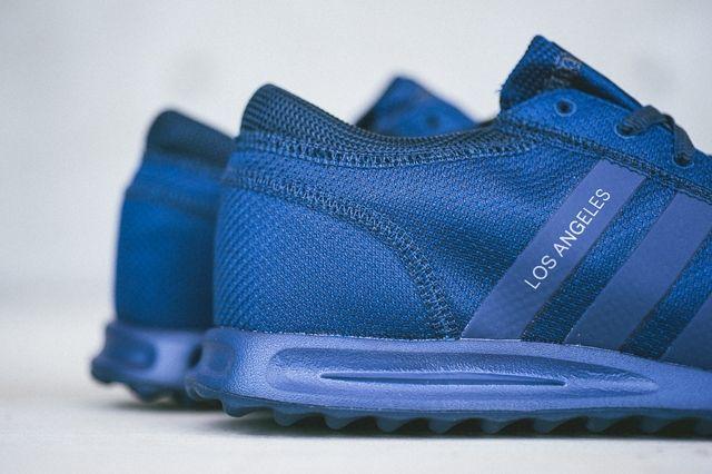 Adidas Los Angeles Dark Blue 4