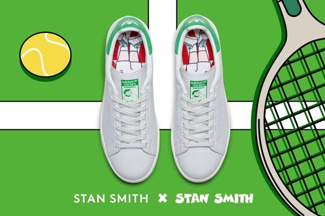 Adidas Originals Stan Smith X Stan Smith 3