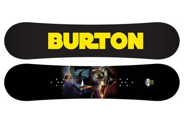 Burton Star Wars Snowboard 2 1