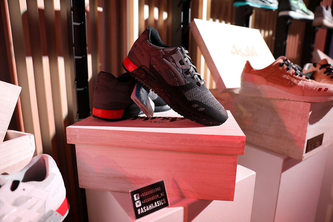 Asics X Asahi Gel Lyte Event Launch 1