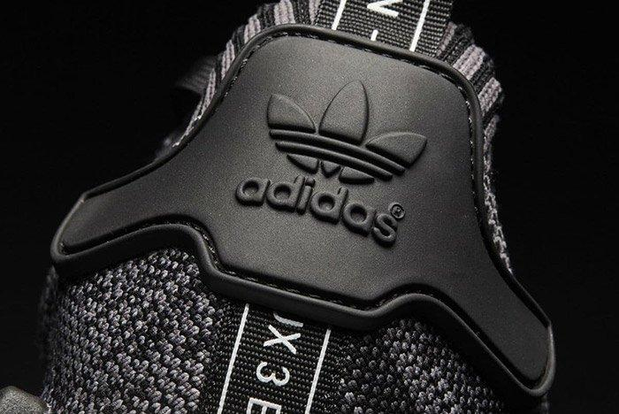 Adidas Nmd R1 Black White 4