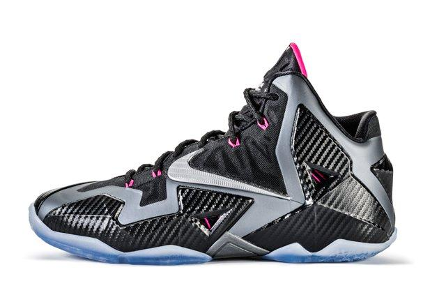 Le Bron 11 Miami Nights 5