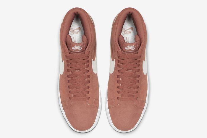 Nike Sb Blazer Dusty Peach Top