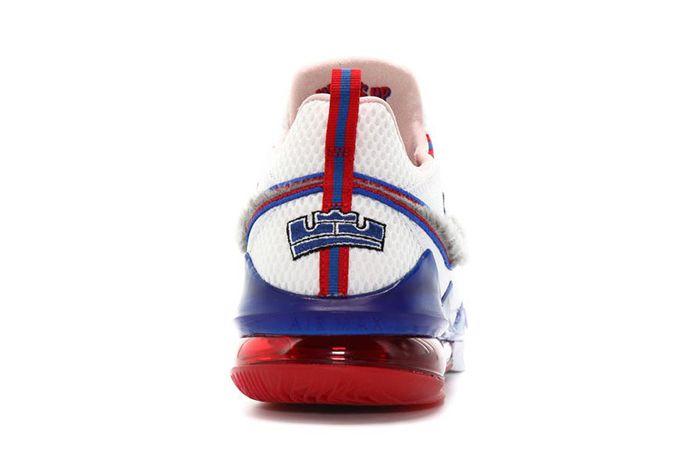 Nike Le Bron 17 Low Tune Squad Heel
