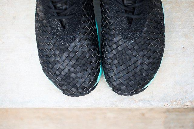 Nike Air Footscape Desert Chukka Black Turquoise 4