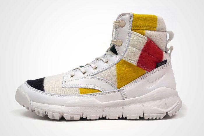 Pendleton Nike Sfb Leather 6 White Thumb
