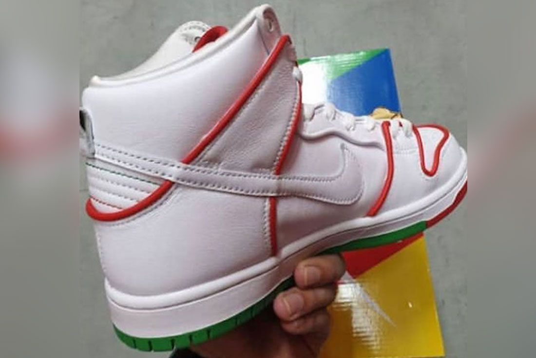 Paul Rodriguez Nike Sb Dunk High Boxing Release Date 2Leaked Shots