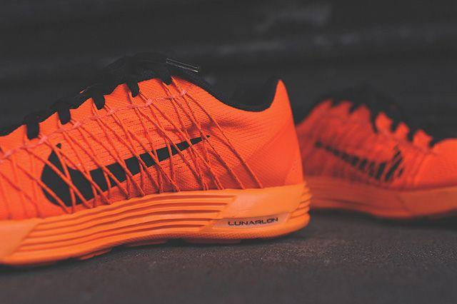 Nike Lunaracer 3 Total Orange 4