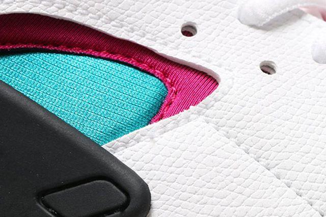 Nike Wmns Air Huarache Emerald Fuchsia 8