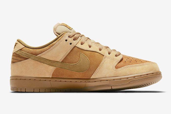 Nike Sb Dunk Low Reverse Wheat Forbes7