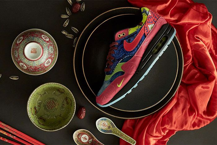 Nike Air Max 1 Chinese New Year Top