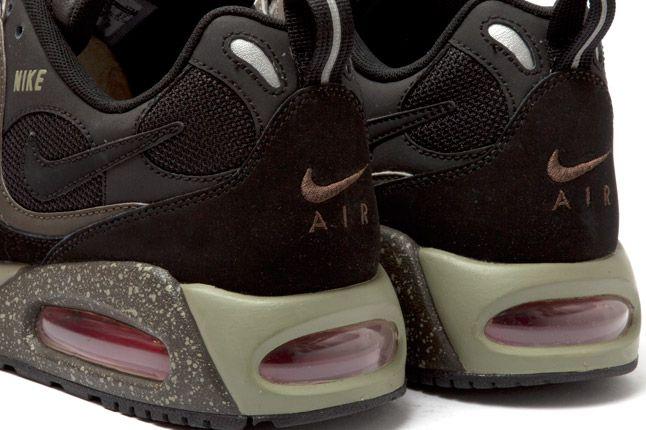 Nike Air Max Humara Black Heel 2 1