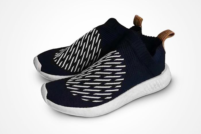 Adidas Unveil The Nmd City Sock 2