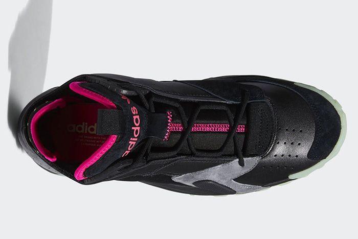 Adidas Streetball Blink Above Shot