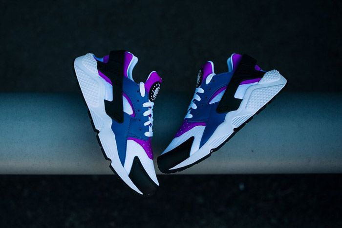 Nike Air Huarache Blue Jay 3