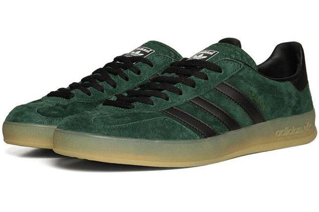Adidas Gazelle Indoor Green2 1