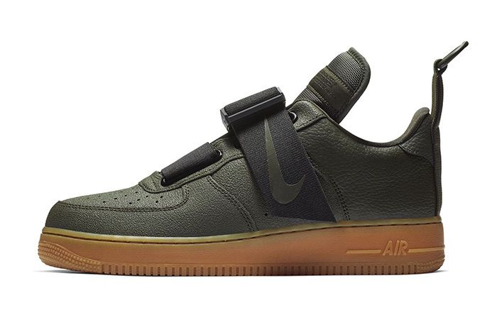 Nike Air Force 1 Low Utility Sequoia 2