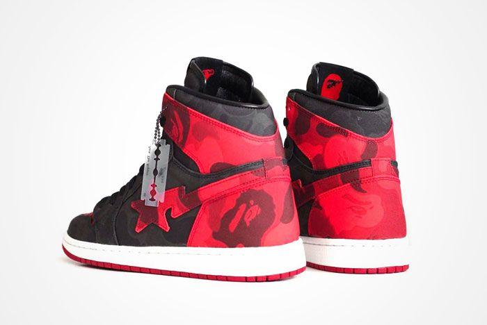 Air Jordan 1 Bredbape 3