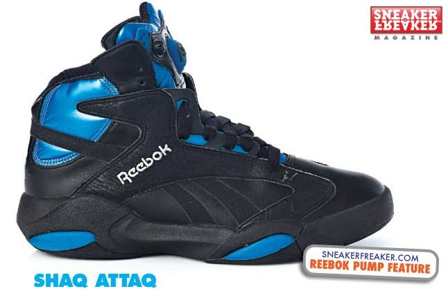 Reebok Pump Shaq Attaq 1